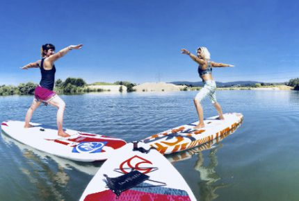 WORKSHOP: SUP Yoga Sommer 2020